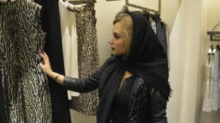 L'inauguration de la boutique Cavalli marque le retour du luxe à l'occidentale en Iran.