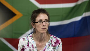 Yolande Korkie, veuve de l'otage sud-africain assassiné samedi, avait été détenue avec son mari par Al-Qaïda au Yémen, avant d'être libérée en janvier 2014.