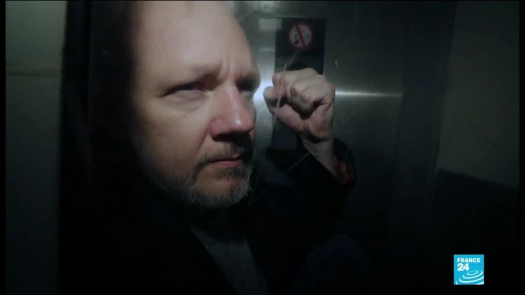 2020-09-07 10:01 La bataille autour de l'extradition de Julian Assange reprend à Londres