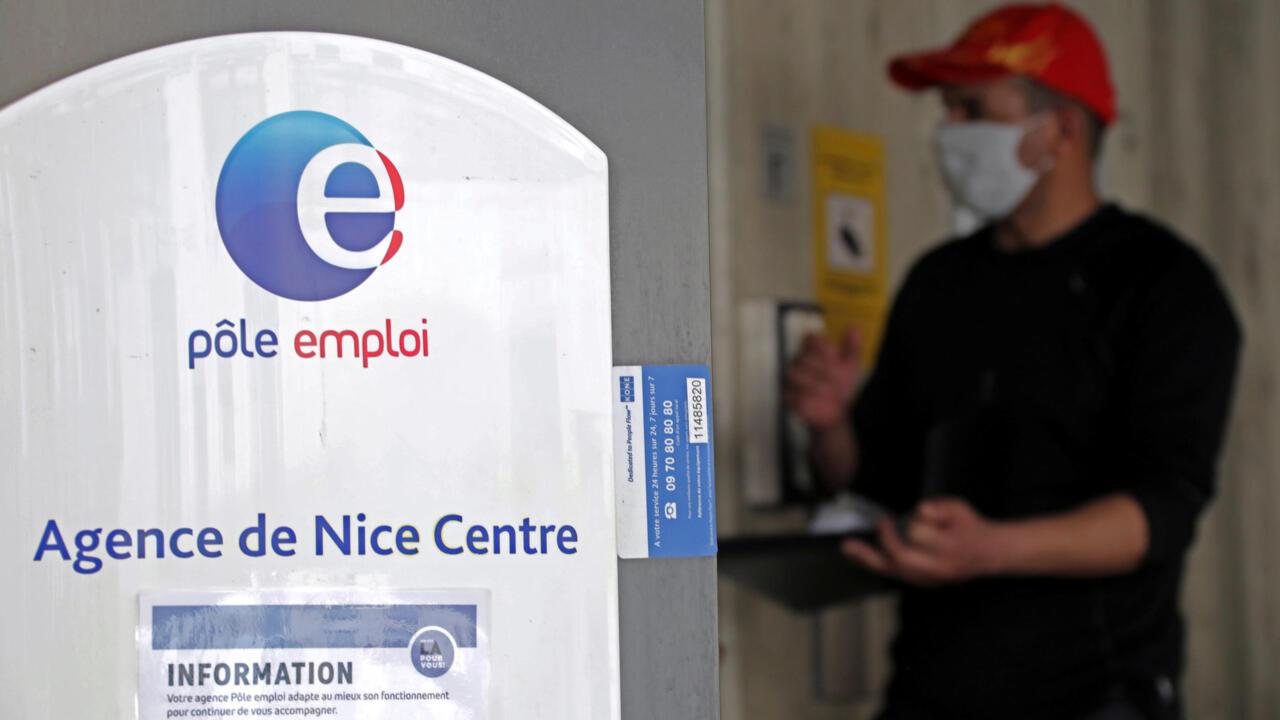 En France, une baisse trompeuse des chiffres du chômage après le déconfinement