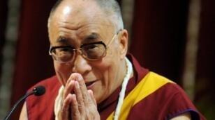 الزعيم الروحي للتيبت الدلاي لاما