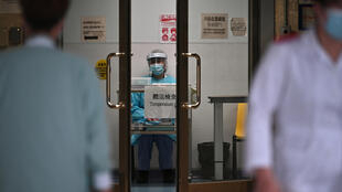 Everyone who tests positive for the virus is admitted to hospital in Hong Kong