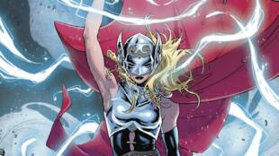 Thor est une femme.