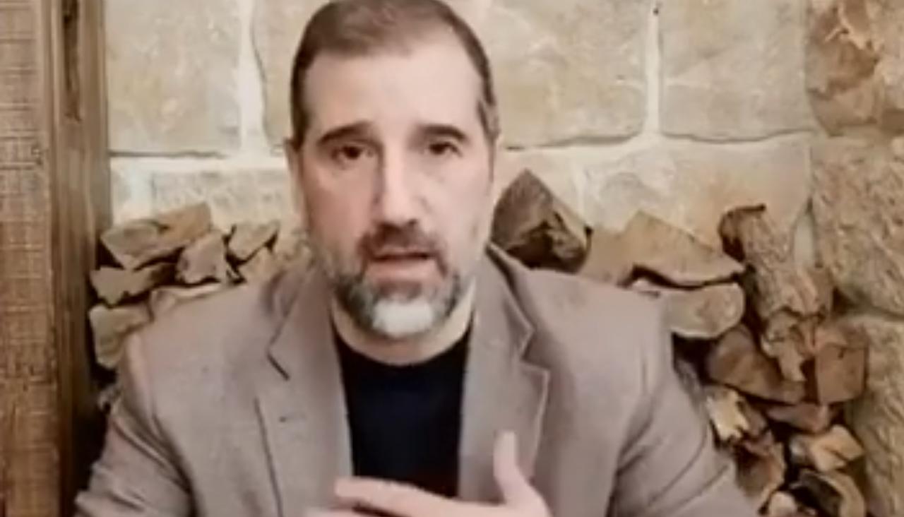 Le 17 mai 2020, Rami Makhlouf avait déjà publié une vidéo sur les réseaux sociaux dénonçant les intimidations du régime de son cousin Bachar al-Assad.