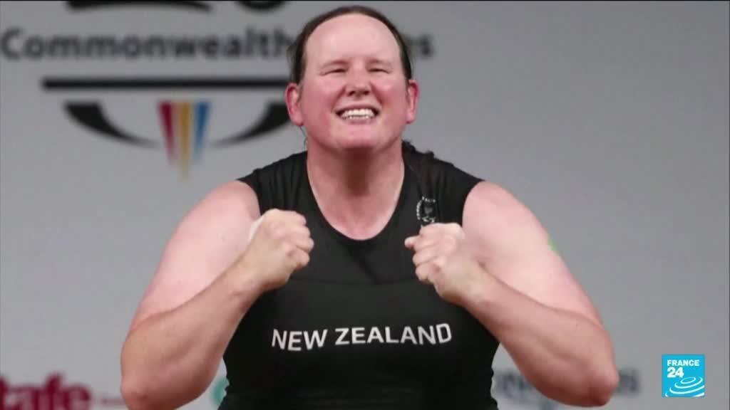 2021-08-02 11:03 Transgender weightlifter becomes focus of inclusion vs fairness debate