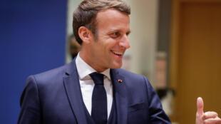 UE-SommetDeal-Macron