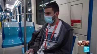 """2021-03-17 14:16 Canada: """"C'est à notre tour d'aider"""" un réfugié syrien au front contre la pandémie de Covid-19"""
