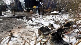 EU-bound migrants dream of making it across Bosnia's border with Croatia