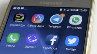 La messagerie cryptée Telegram est utilisée par 200 millions de personnes dans le monde.