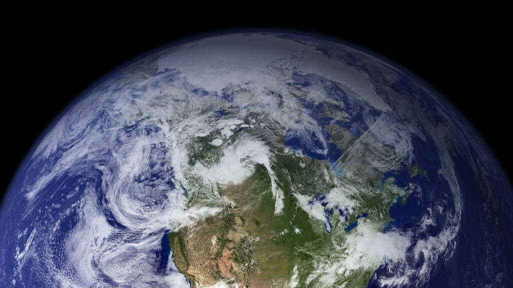 La couche d'ozone devrait s'être reconstituée d'ici 2050 aux latitudes moyennes et dans l'Arctique.