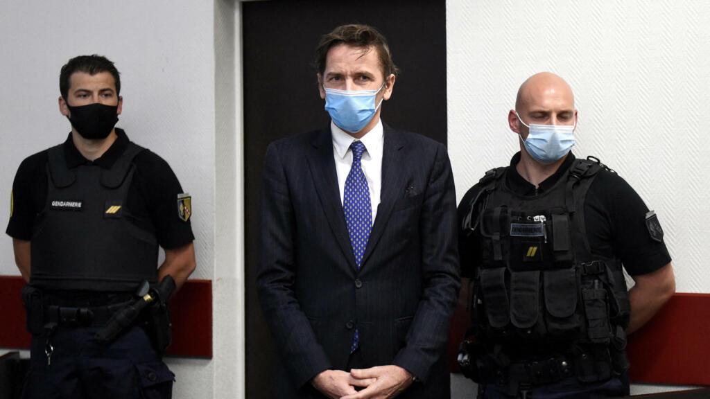 Le complotiste Rémy Daillet en garde à vue pour des projets de coup d'État et d'attentats