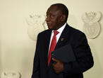 S. Africa's president accused of misleading Parliament