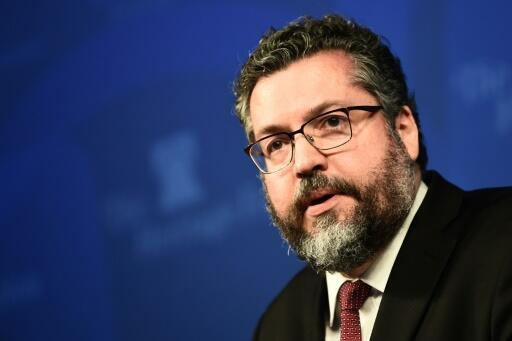 Brazil FM says 'climatism' a bid to restrict sovereignty