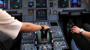 Les compagnies aériennes allemandes ont décidé d'imposer l'obligation d'avoir toujours deux personnes dans le cockpit.