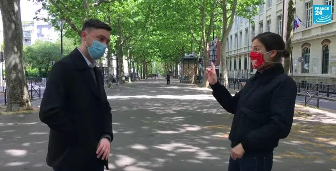Coronavirus pandemic: Will the #French kiss goodbye to 'la bise'?