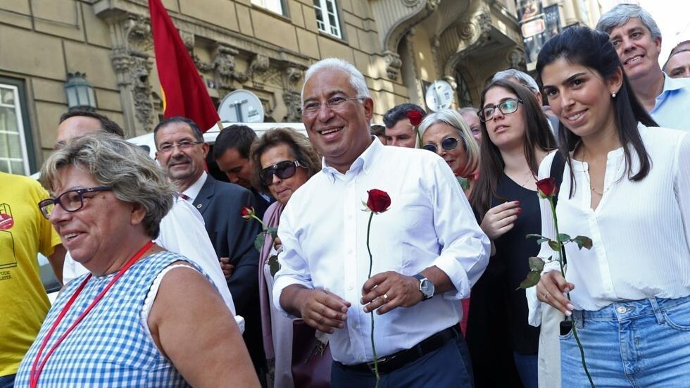 نتيجة بحث الصور عن انتخابات البرتغال