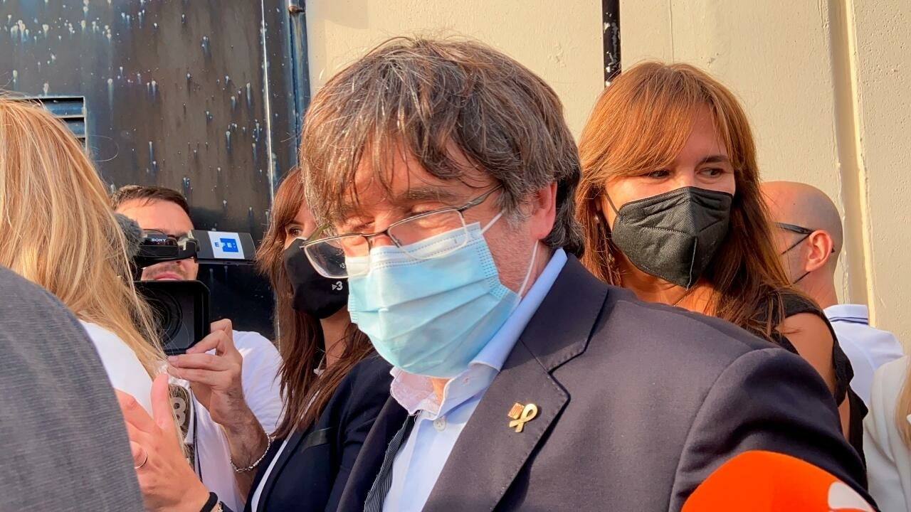 Catalan separatist leader Puigdemont leaves Italian jail after arrest in Sardiniagoogle-play-badge_EN