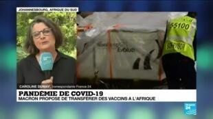 2021-02-19 13:43 Pandémie de covid-19 : le partage des vaccins discuté au premier G7 de Joe Biden