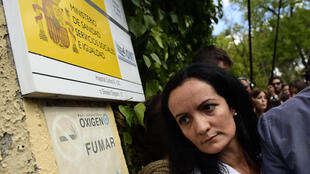 Yolanda Fuentes resigned as Madrid's head of public health as the local authorities asked the central government to relax lockdown measures