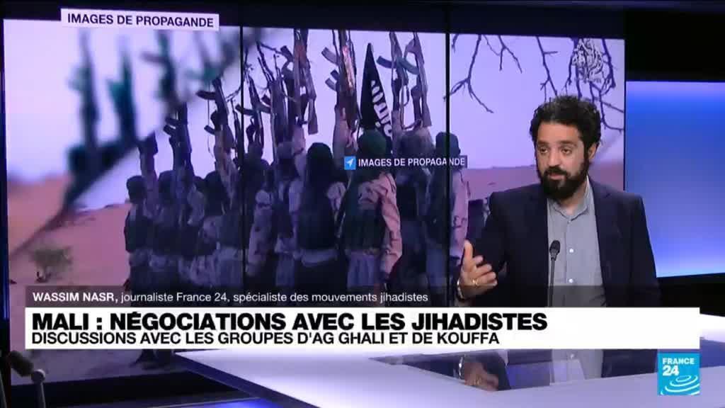 Wassim Nasr, journaliste France 24 spécialiste des mouvements jihadistes