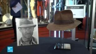 قبعة إنديانا جونز التي بيعت بمبلغ 522 ألف دولار