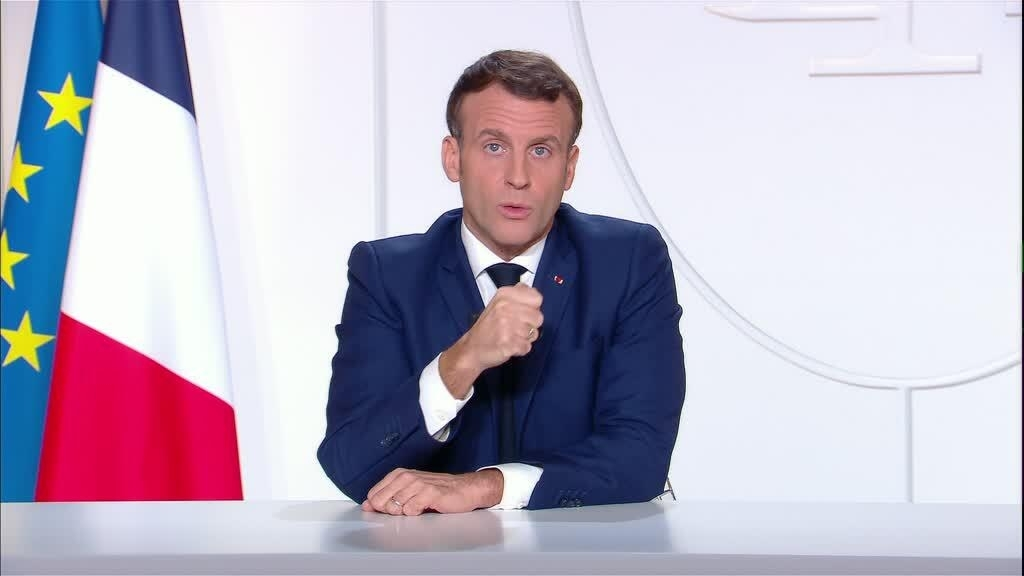 'We must do everything to avoid a third wave and lockdown,' says Macron