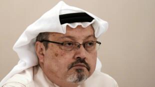 Le journaliste saoudien, Jamal Khashoggi, le 15 décembre 2014.