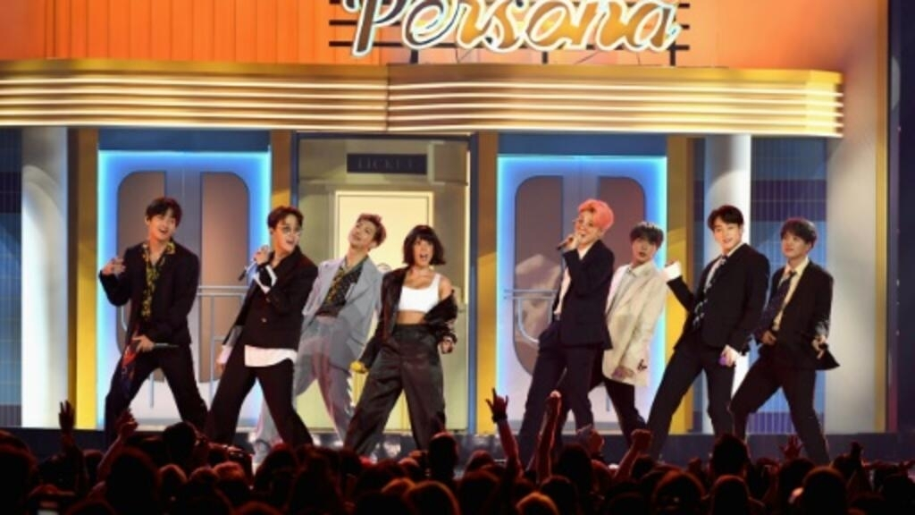 BTS, the most influential South Korean boy band of K-pop