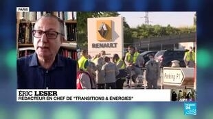 """2020-05-29 14:03 Renault en crise : """"Renault se donne un peu plus de chance de survivre"""""""