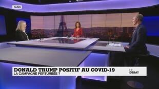 Le Débat de France 24 - lundi 5 octobre 2020