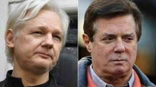 The investigation follows international subpoenas from the US Department of Justice, which is probing a report that President Donald Trump's disgraced former 2016 campaign chairman Paul Manafort held secret talks with Julian Assange