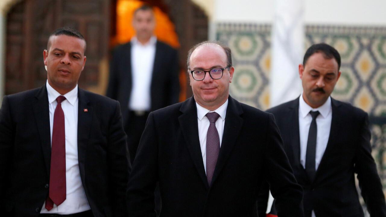 TUNISIA-GOVERNMENT