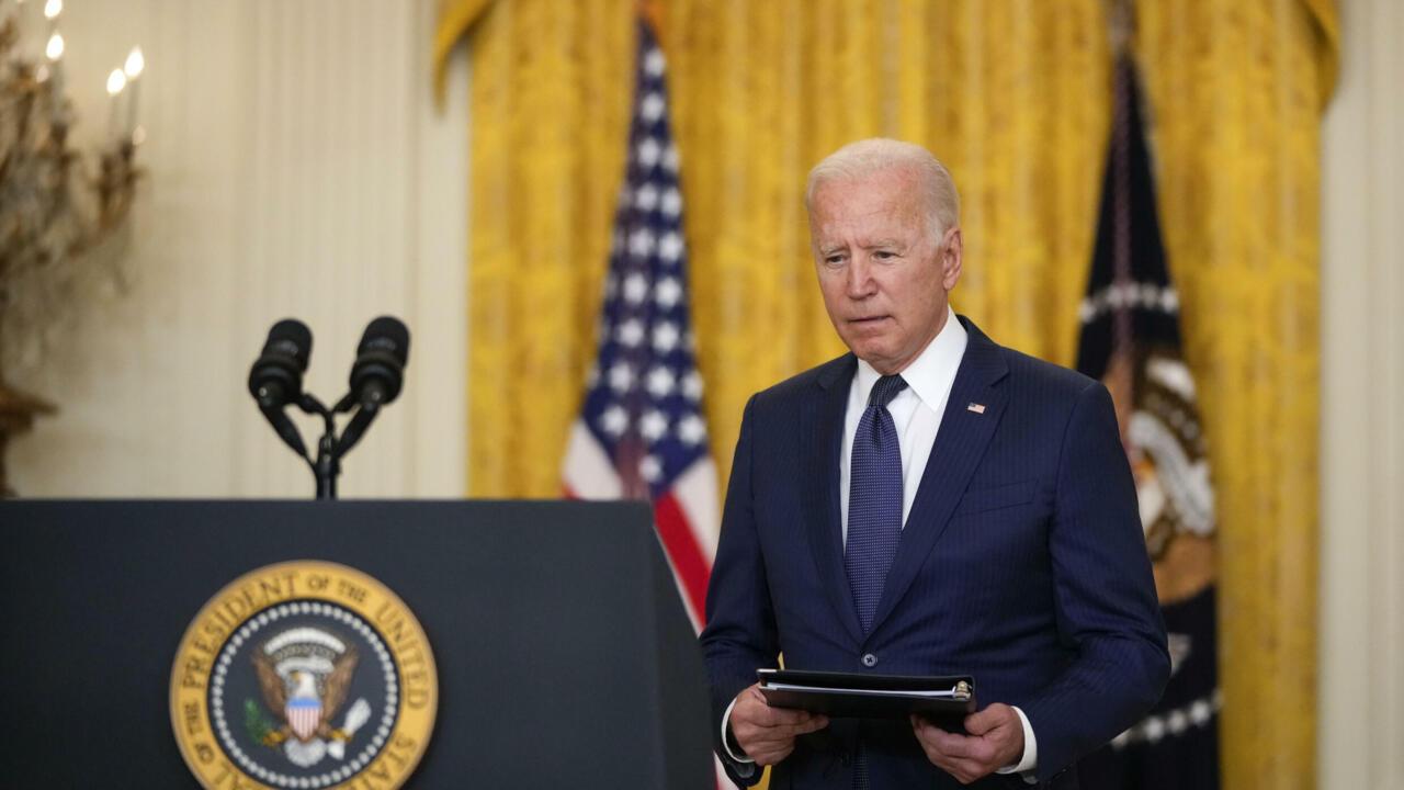 بمواجهة الأزمة الأفغانية الجمهوريون يهاجمون الرئيس جو بايدن