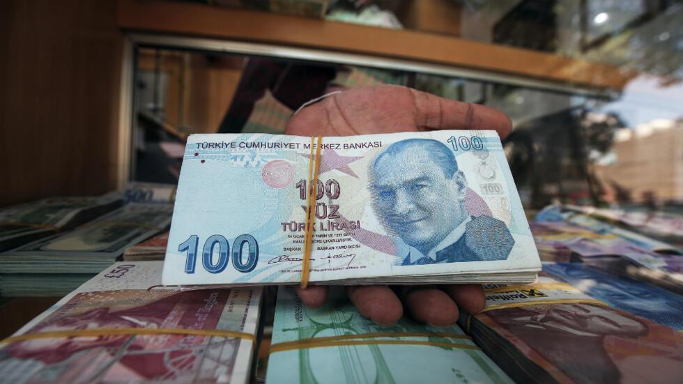 Ankara Peine A Enrayer L Effondrement De La Livre Turque