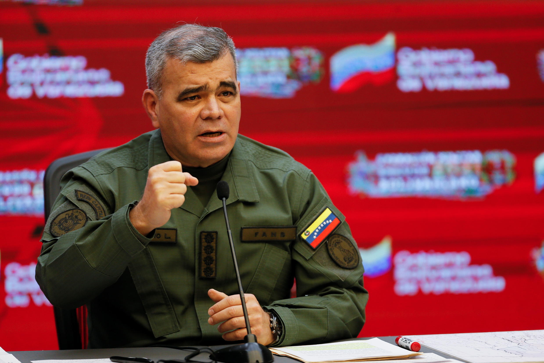 Vladimir Padrino Venezuela