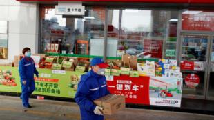 Un tiers des PME chinoises ont des stocks qui leur suffisent à tenir seulement un mois.