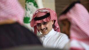 الأمير الوليد بن طلال الذي يتربع على عرش الأغنياء العرب