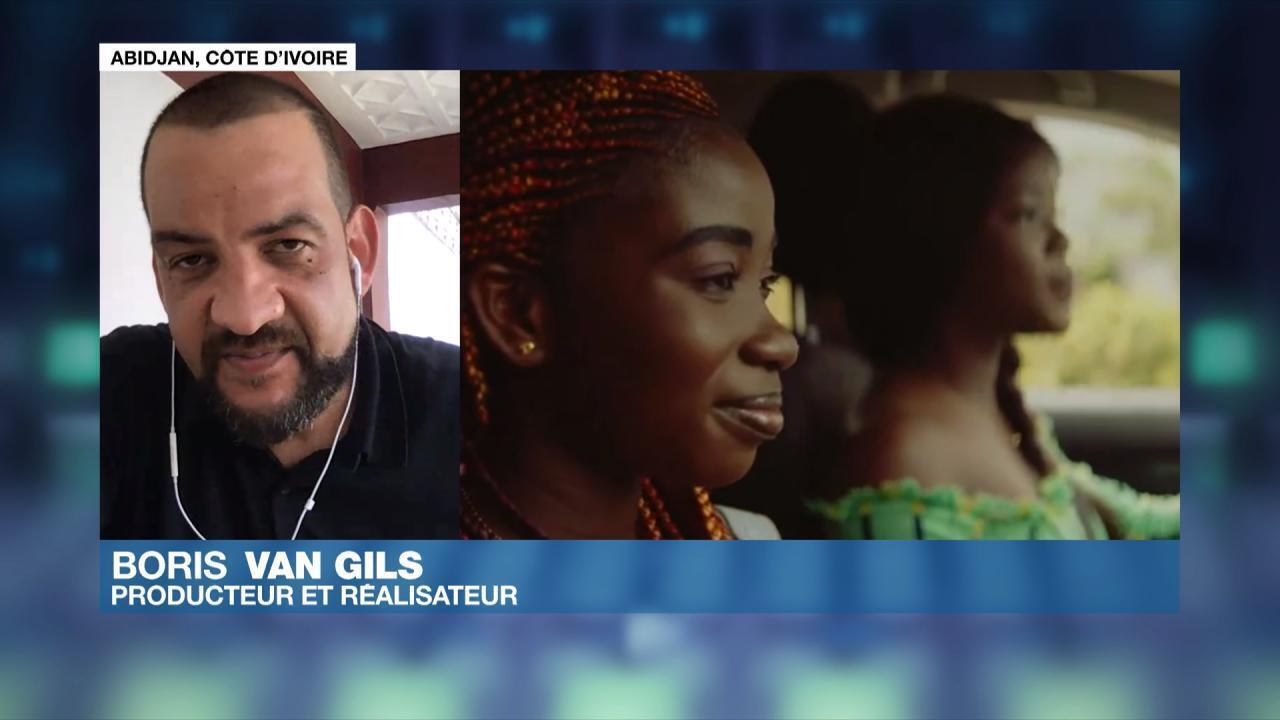 Boris Van Gils dans Afrique Hebdo