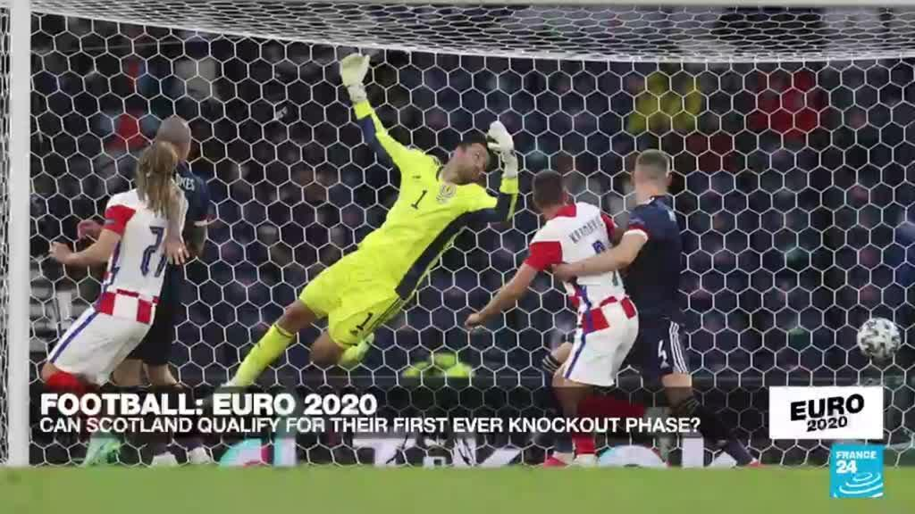 2021-06-22 23:52 Croatia beat Scotland 3-1 to reach Euro 2021 last 16