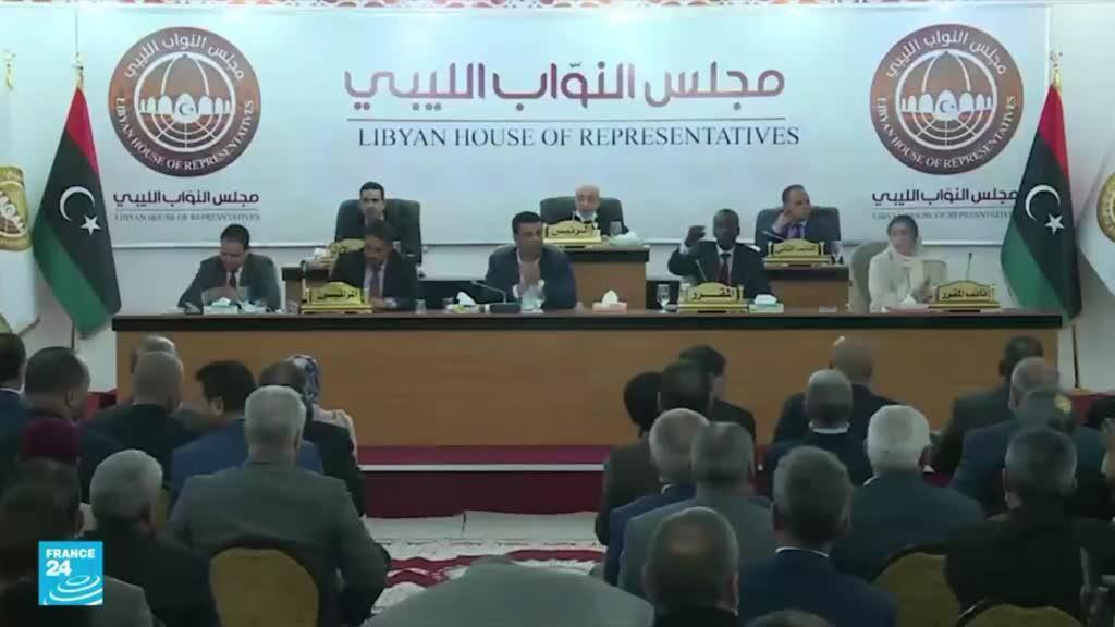 مجلس النواب الليبي.