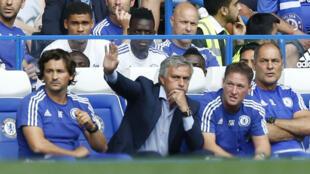 Les hommes de José Mourinho ont été accrochés par Swansea à domicile