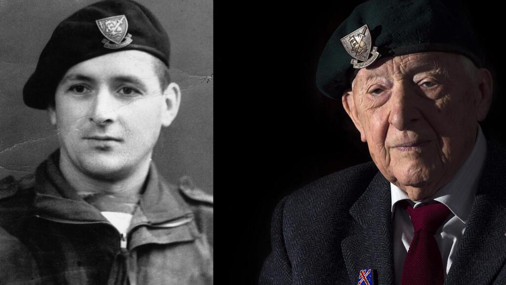 """Mort du héros Hubert Faure, l'un des derniers """"braves"""" du commando Kieffer"""