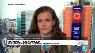 """2020-06-19 14:00 """"Pas de temps à perdre"""" : l'Union européenne à un tournant historique face à la crise qui s'annonce"""