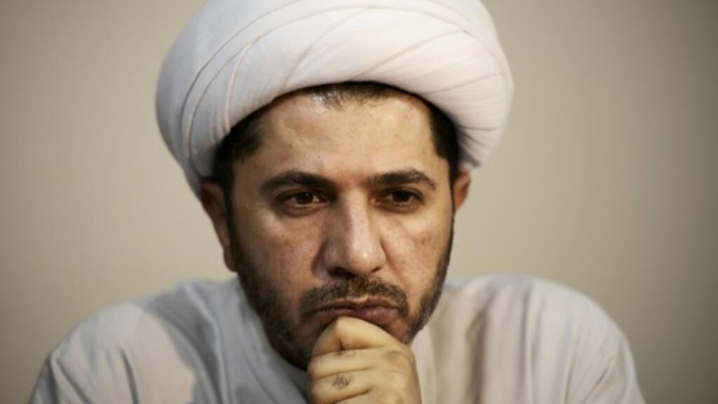 US voices concern over Bahrain opposition chief's sentence