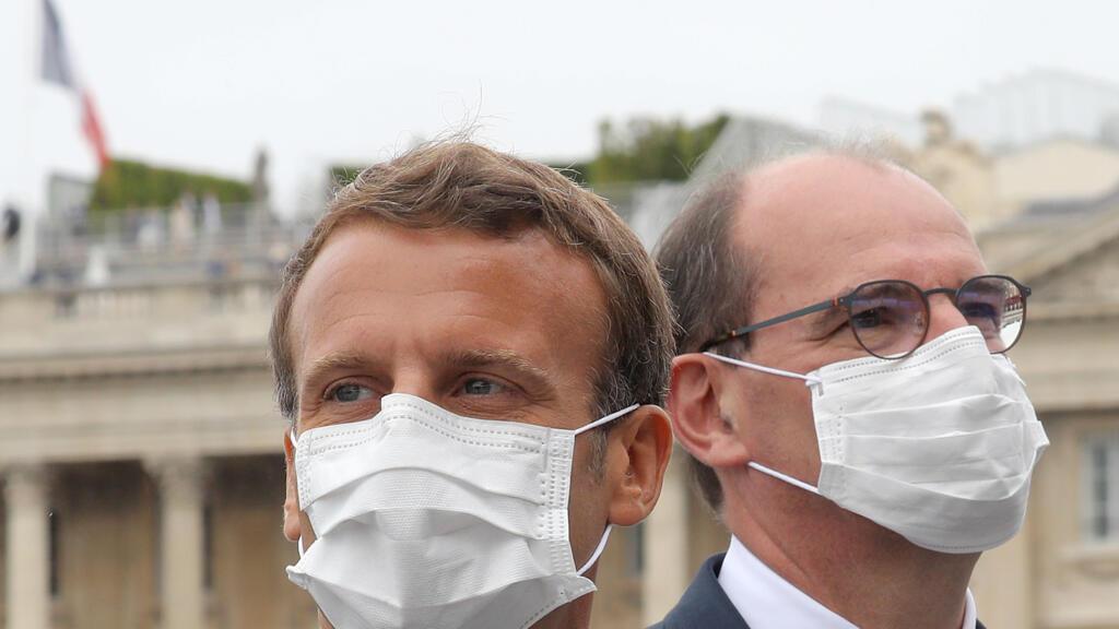 Le Premier ministre Jean Castex livre sa feuille de route à l'Assemblée nationale