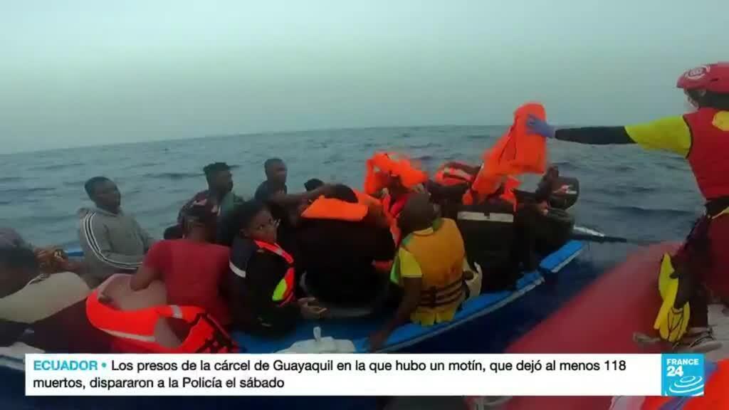 2021-10-04 01:05 ¿Por qué el Mediterráneo es la ruta migratoria más peligrosa del mundo?