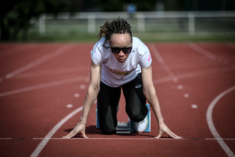 Championne paralympique sur 400 m, Nantenin Keïta est en quête d'une nouvelle médaille à Tokyo.