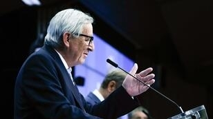 Trois prétendants étaient en lice pour succéder à Jean-Claude Juncker, le jeudi 20 juin 2019.