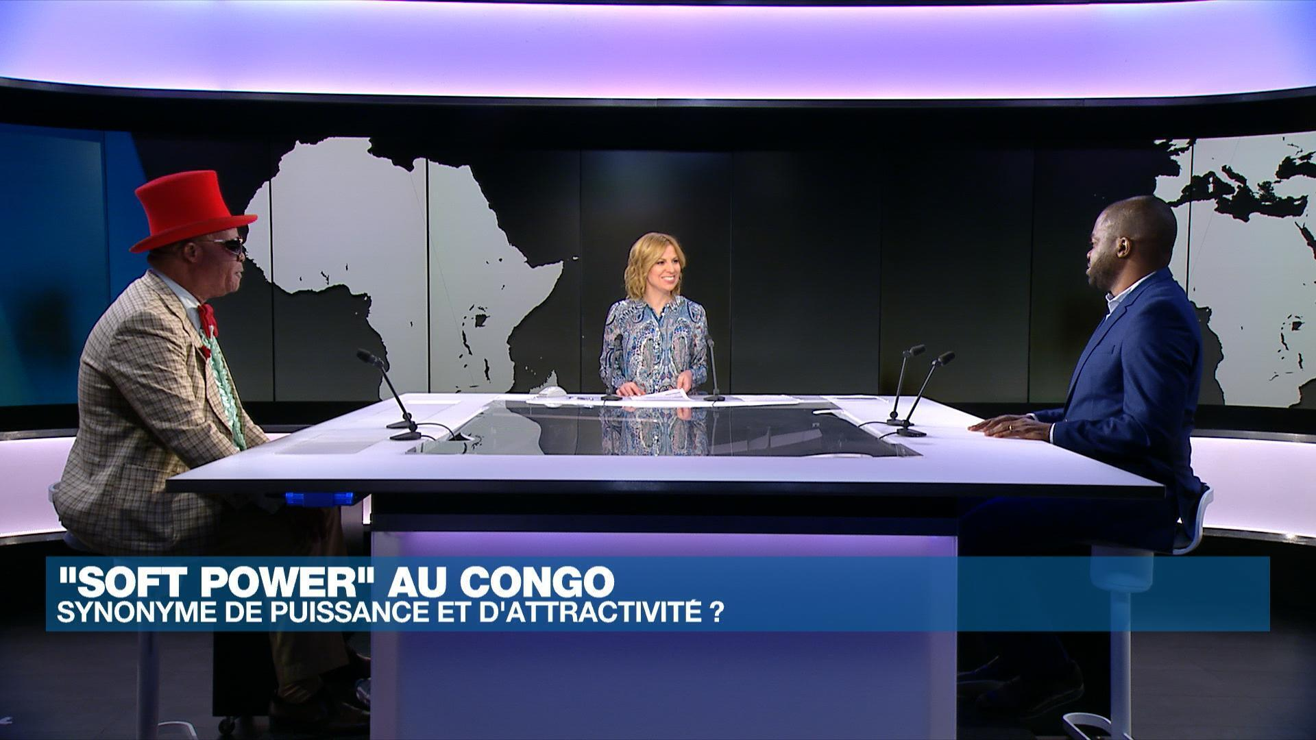 Le soft power au Congo