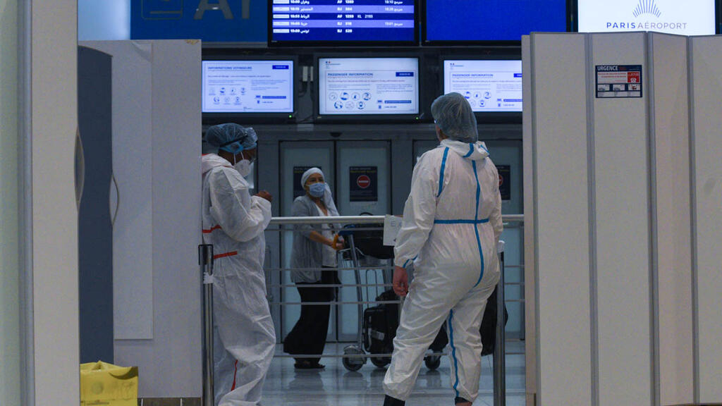 France's Charles-de-Gaulle airport enforces Covid-19 testing on arrival - but with no quarantine